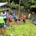 7 waterfall tour with Derar group