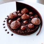 Tarte au Chocolat - Les Jardins d'Aliénor - ile d'Oléron