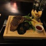 Sirloin Steak at The Case Restaurant