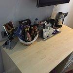 In Room Beverages at The Case Restaurant