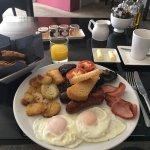 Breakfast at The Case Restaurant