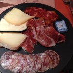 plateau fromage charcuterie