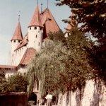 Schloss Thun © Robert Bovington