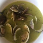 Lots of goodness in this bowl of clams @ Steamers