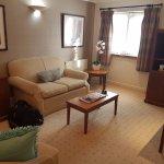 Suite - lounge area
