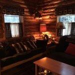 Foto de Birch Meadow Luxury Log Cabins & B&B