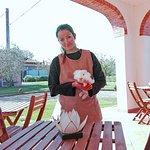 Giulia e il coniglietto