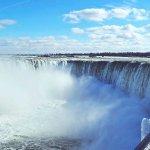 Niagara Falls, Horse Shoe falls