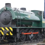 Austerity Engine at Quainton