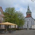 Marktplatz vorm Hotel