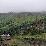 Eilean Donnain Castle - Founded in thirteenth century