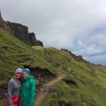 Hike in the Highlands, Portree - Staffin