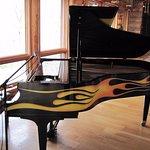 Harley Daidson Piano