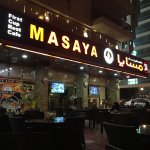 Great place with good shesha and good service