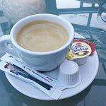 .(Mini-)Tasse Kaffee
