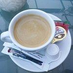 (Mini-)Tasse Kaffee