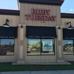 Front View Of Ruby Tuesday's Foley, AL