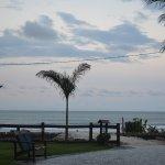 Salida del hotel a la playa