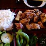 Japanese Chicken Bento Box