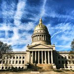 Statehouse in a Sunny day
