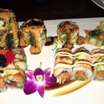 Foto de O-Sushi Japanese Restaurant