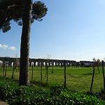 Roman aqueduct