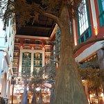 Paragon Hotel Lobby