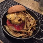 Photo of Vintage Burgers, Friends and Booze
