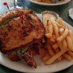 Blackened Mahi BLT. So good.