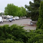 Large RV area