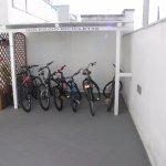 possibilità di utilizzo delle bici