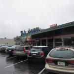 Mel's, on Geary