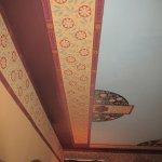 Manderley Bessie's Room-Ceiling Hand-Painting Detail