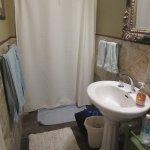 Manderley Bessie's Room-Bathroom Sink & Shower