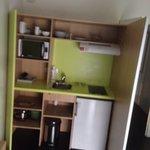À l'arrivée appartement propre et spacieux . Le lendemain matin très bon accueil au petit déjeun
