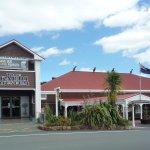 The Kauri Museum.