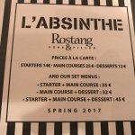 Photo of L'Absinthe