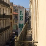Warm and comfy hotel, central location near the train station , tramway and historic district. P