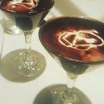 Chocolate vodka martini- The Hussar Grill