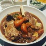 Lamb Shank at The Hussar Grill