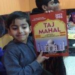 Taj Mahal is an Pakistani/Indian restaurant in Salou spain. Carrer D'Amposta next to Burger King