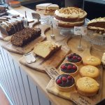 wee selection of cakes