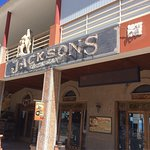 Jacksons Beach Bar Restaurant