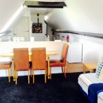 Gardener's Bothy - Living and Dining Area