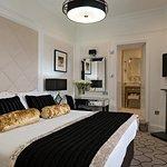 Bedroom of a fantasitc Oak suite