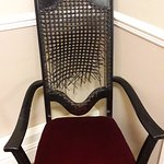 Chair on way to the room