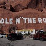 Hole 'N the Rock Foto
