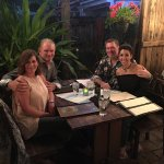 Wonderful dinner with great friends! What a place to take with your loved ones. Delicious meals,