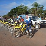 Cape York motorcycle tour