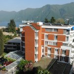 Hotel Colorado Lugano Foto